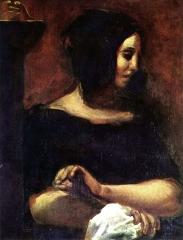 Georges Sand par  Delacroix_1.jpg